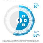 IBM study on Social CEOs