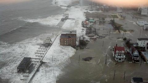Hurricane Sandy provide Business Perspective