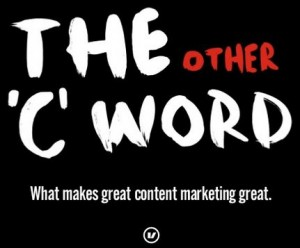 The Secret Ingredient To Great Content Marketing