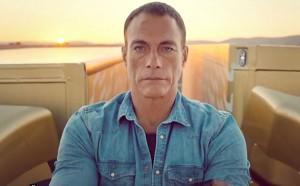 Jean-Claude Van Damme youtube screengrab