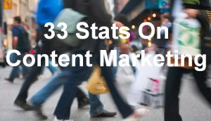 33 Stats on The Future of Content Marketing