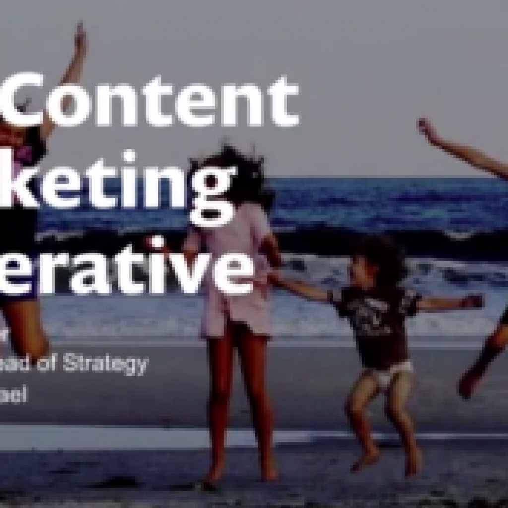 Why I Bet My Career On Content Marketing