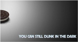 real time marketing myth oreo dunk in the dark