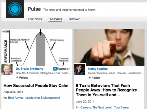 best linkedin pulse posts on markeiting