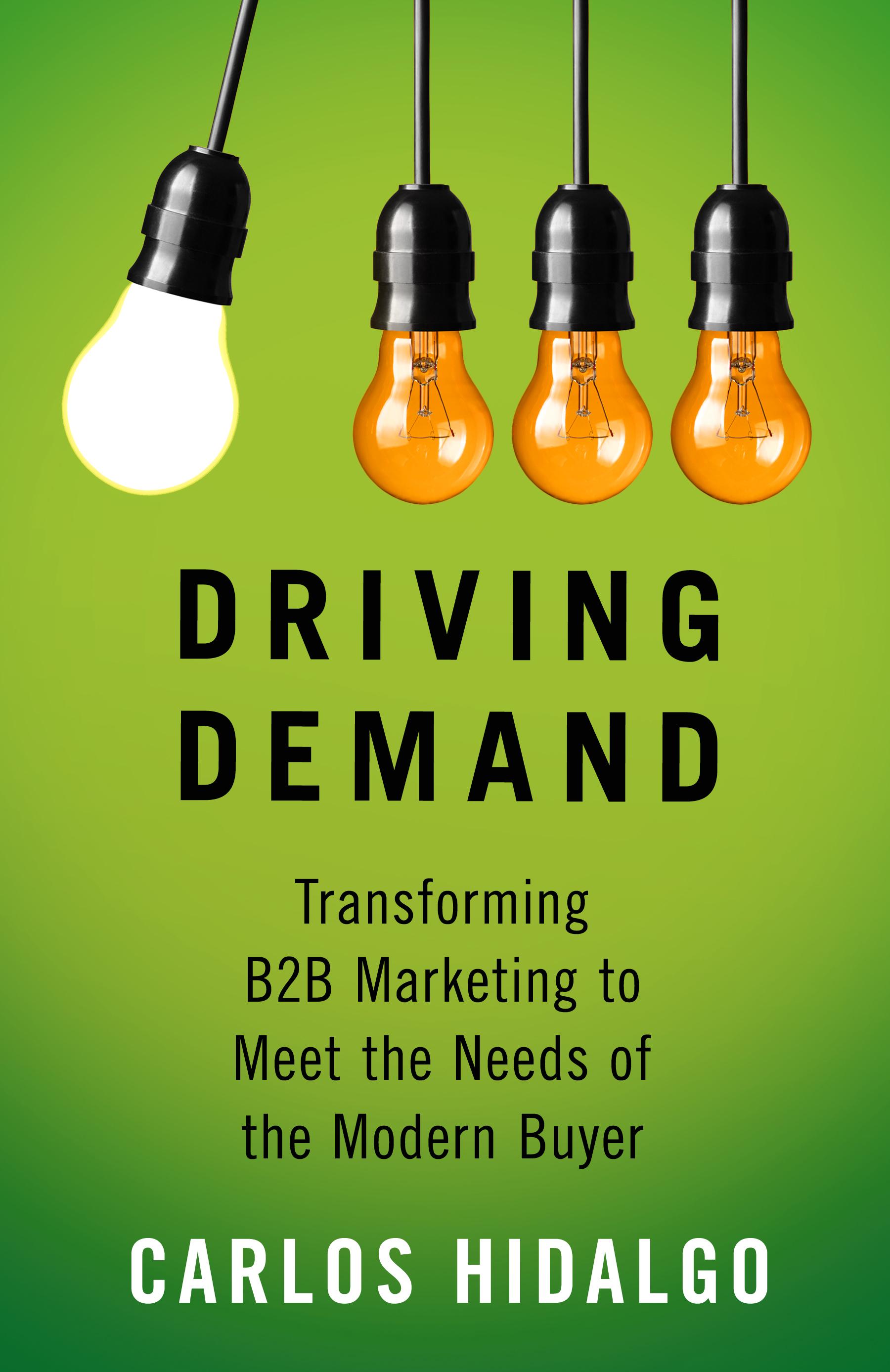 Driving Demand, by Carlos Hidalgo