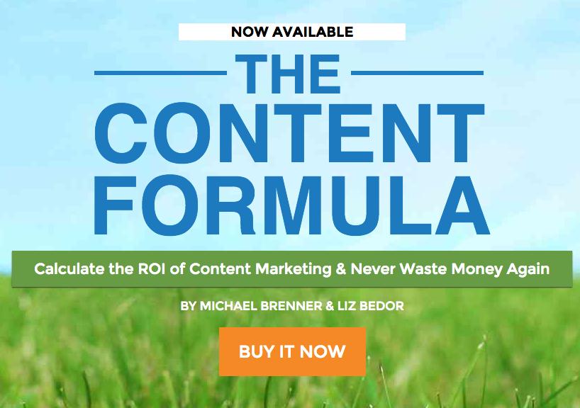 The Content Formula Book