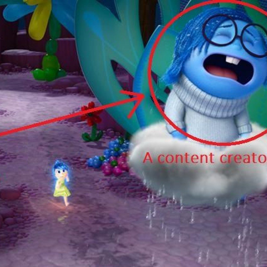 Inside Out: Why Sadness Is The Key to Happy Shareable Content