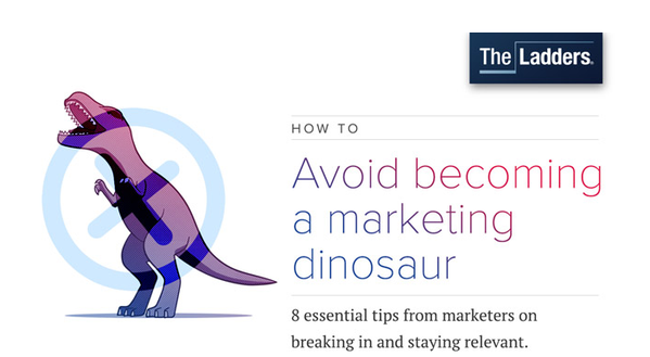 Marketing Dinosaur