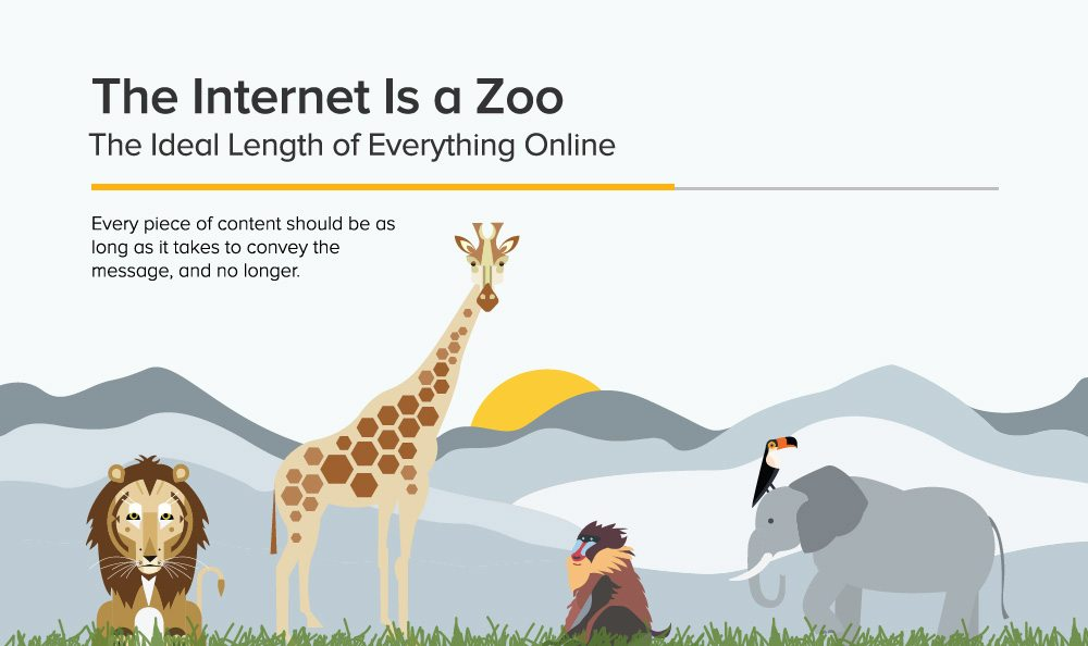 What's the Ideal Length for Social Media and Web Content?