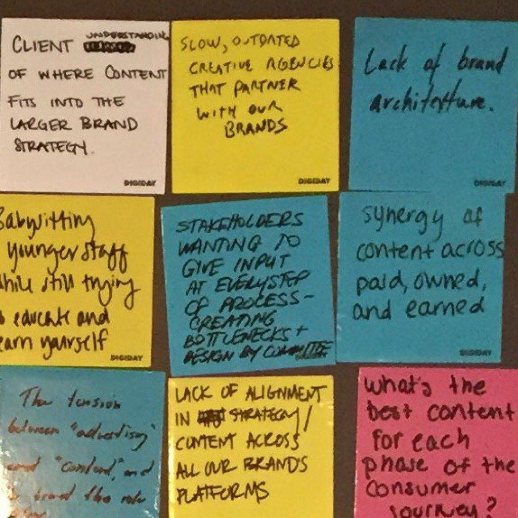 12 Biggest Content Marketing Challenges In 2016