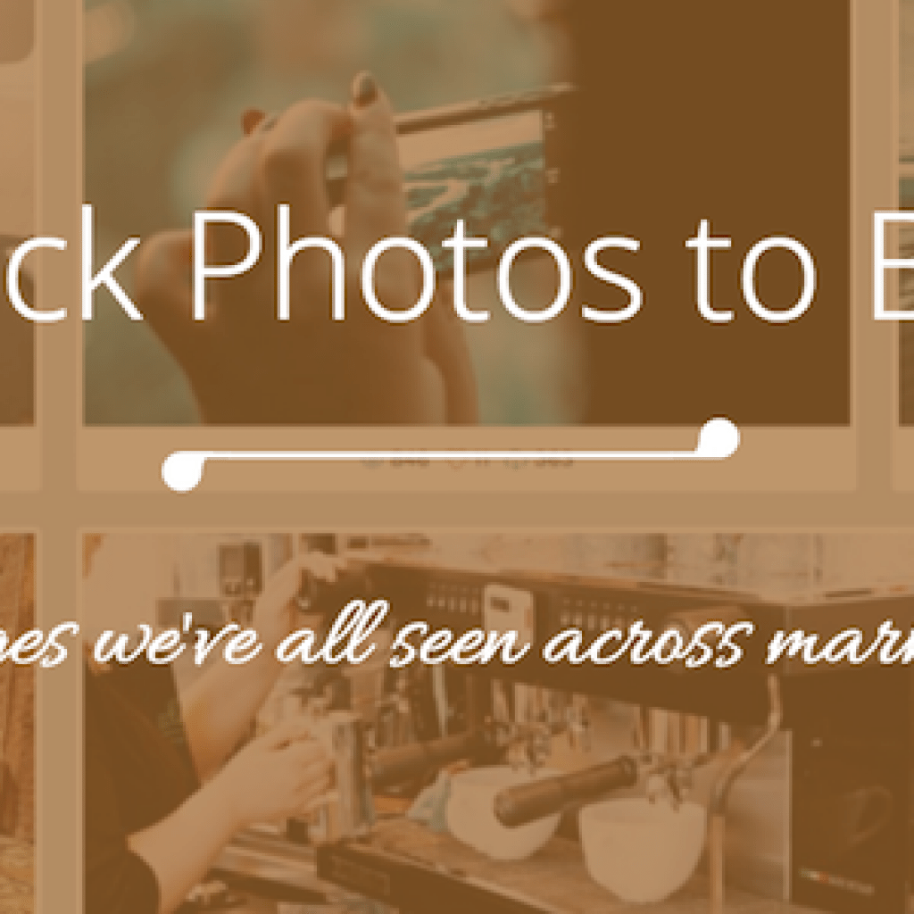 11 Overused Stock Photos to Ban From Your B2B Marketing