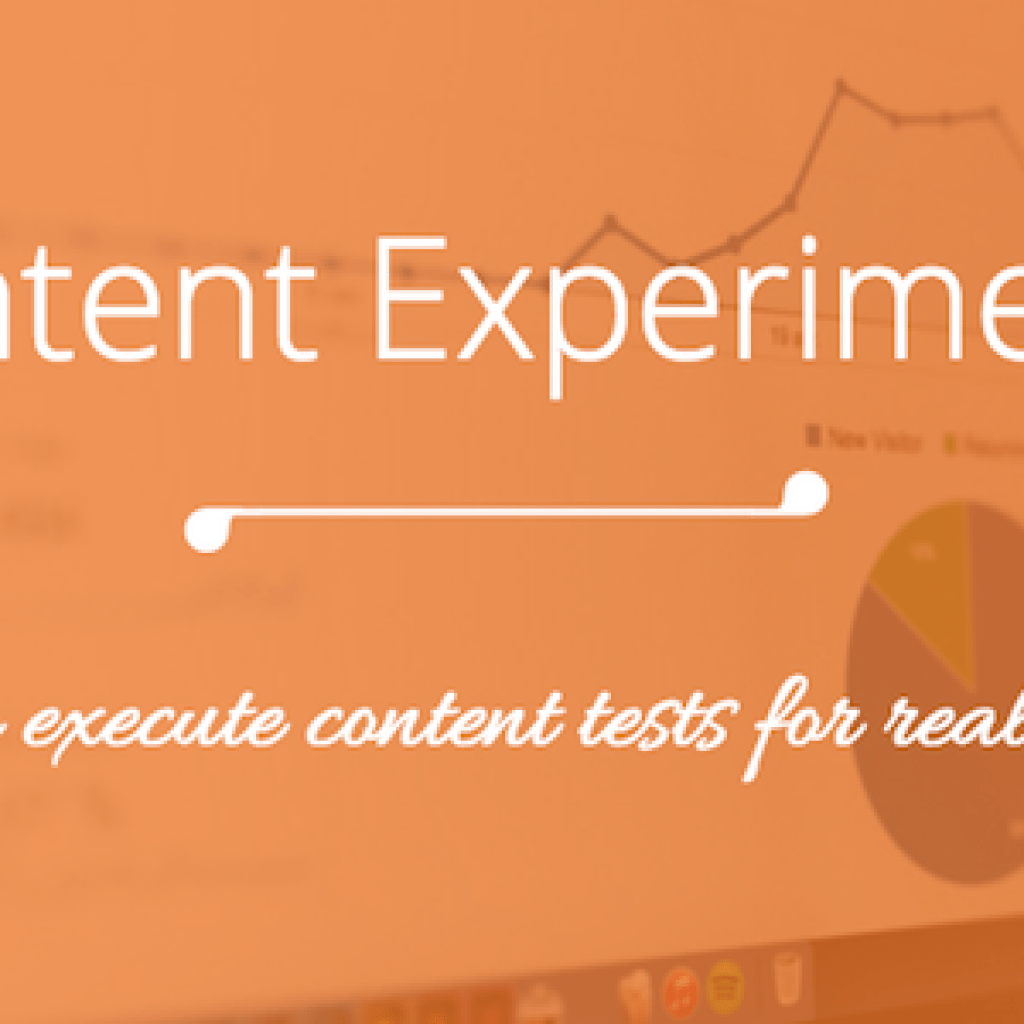 The Beginner's Guide to Content Experiments