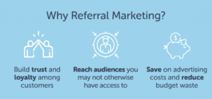 referral marketing benefits
