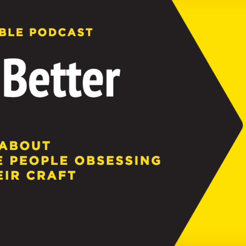 2% Better: Why Creative People Obsess Over the Details
