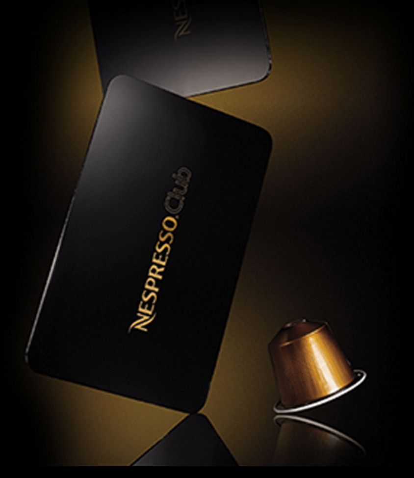 The benefit of the welcome offer will be delivered after you register in the Nespresso Club and place an order for the first or second time (including orders at Nespresso boutique, over the phone, on the website, on the mobile website and via the app).
