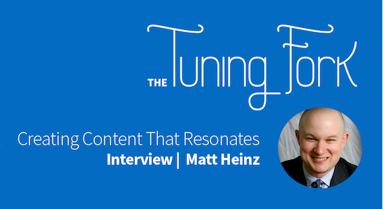 Emotion and Irrationality: Matt Heinz Talks Understanding Your Audience