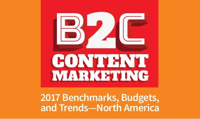 The State Of B2C Content Marketing In 2017 [Research]