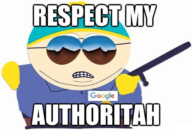 respect google when doing SEO