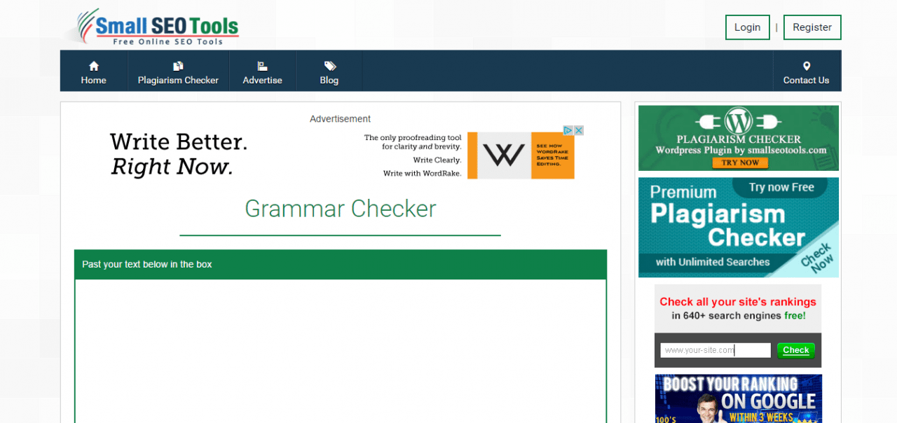 Online essay checker for free