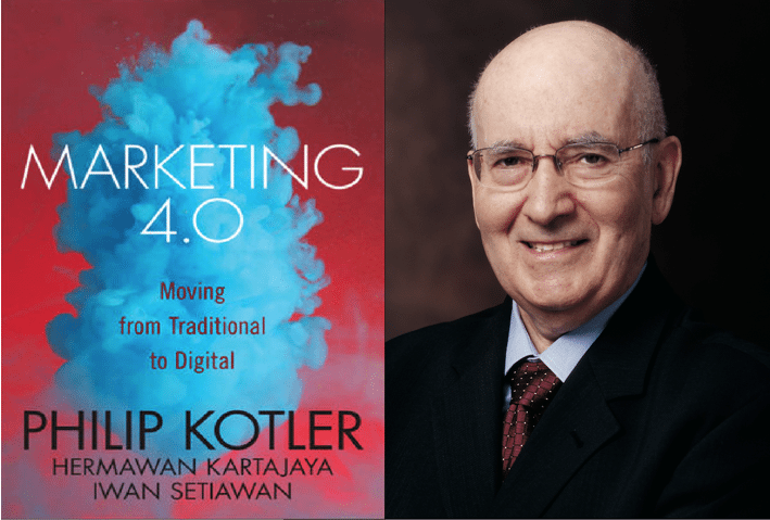 "Weekend Reading: ""Marketing 4.0"" by Philip Kotler"