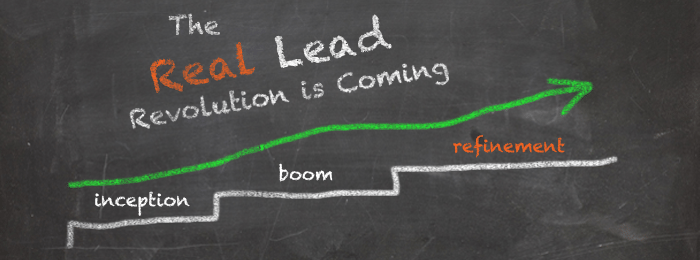 The Real Lead Revolution is Coming