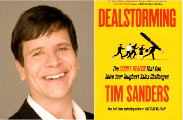 """Weekend Reading: """"Dealstorming"""" by Tim Sanders"""