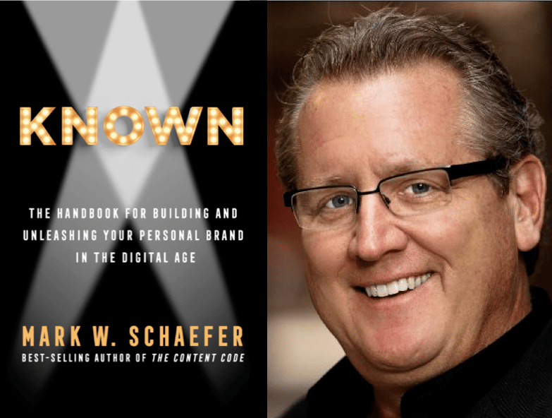 """KNOWN"" by Mark Schaefer"