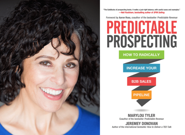 """""""Predictable Prospecting"""" by Marylou Tyler"""