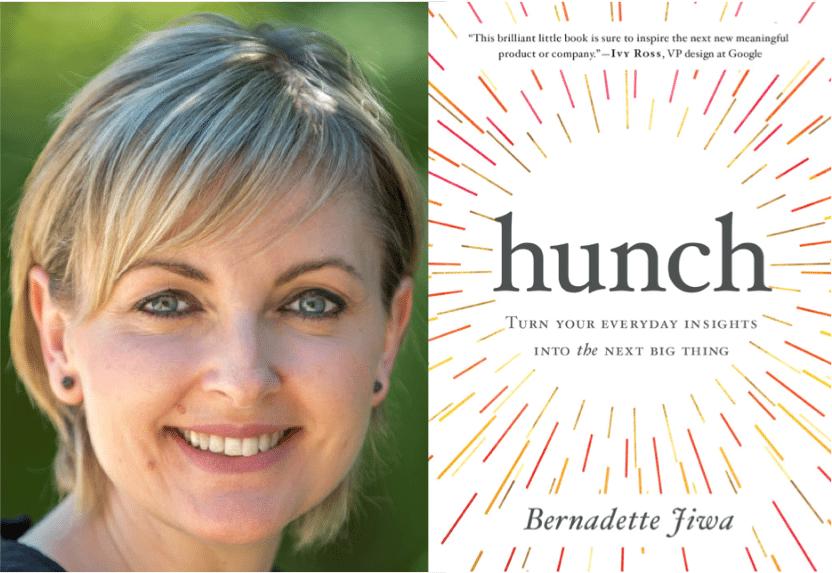 """Weekend Reading: """"Hunch"""" by Bernadette Jiwa"""