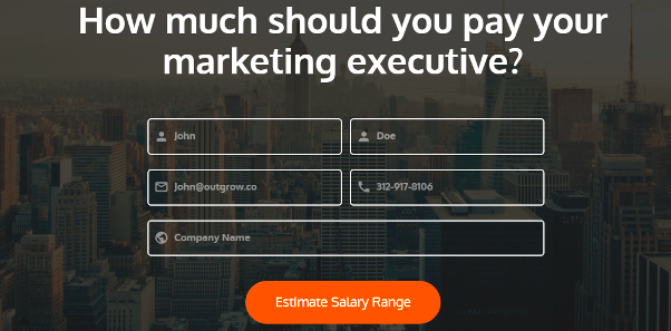 How Much Should Marketing Executives Be Paid? This Calculator Will Tell You!