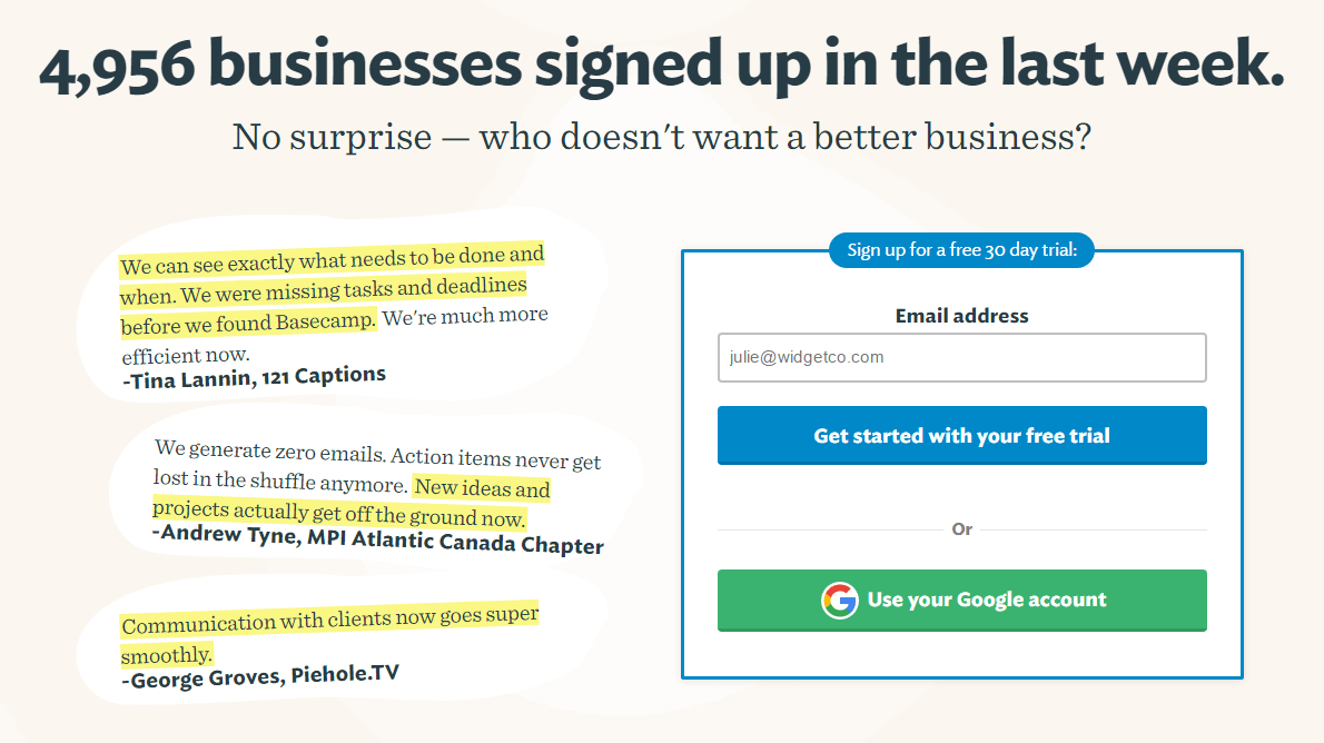 20 signup form optimization techniques for more sales leads