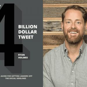 "Weekend Reading: ""The 4 Billion Dollar Tweet"" by Ryan Holmes"