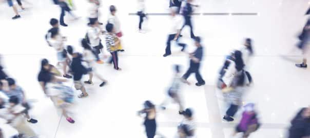rush hour people b2b buyers