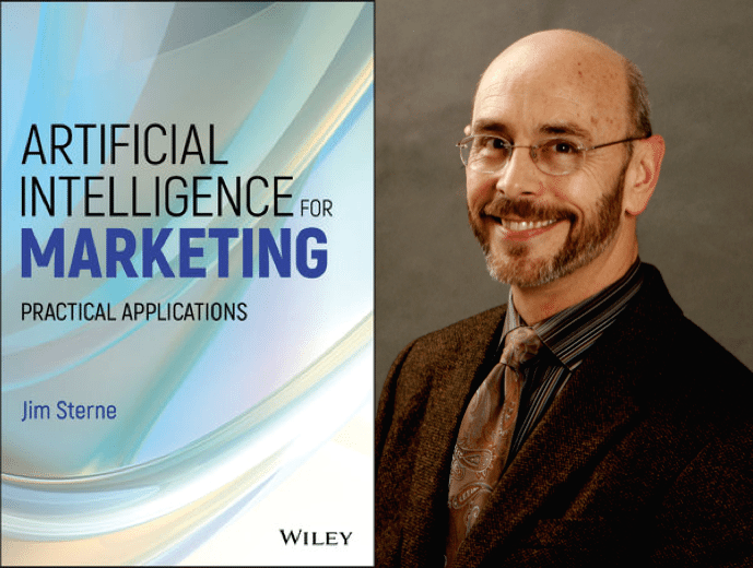 "Weekend Reading: ""Artificial Intelligence for Marketing"" by Jim Sterne"