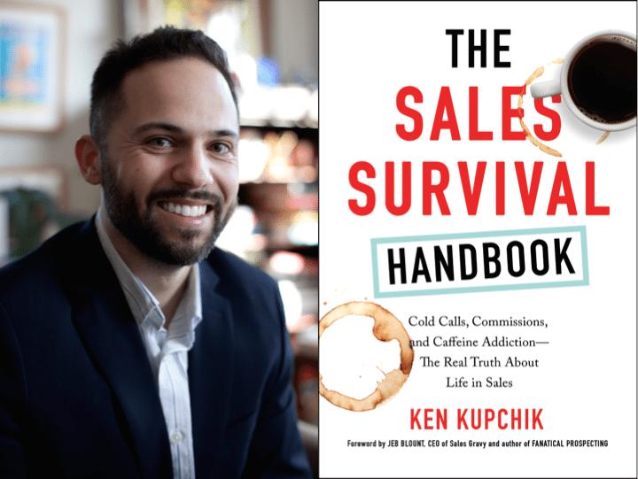 """Weekend Reading: """"The Sales Survival Handbook"""" by Ken Kupchik"""