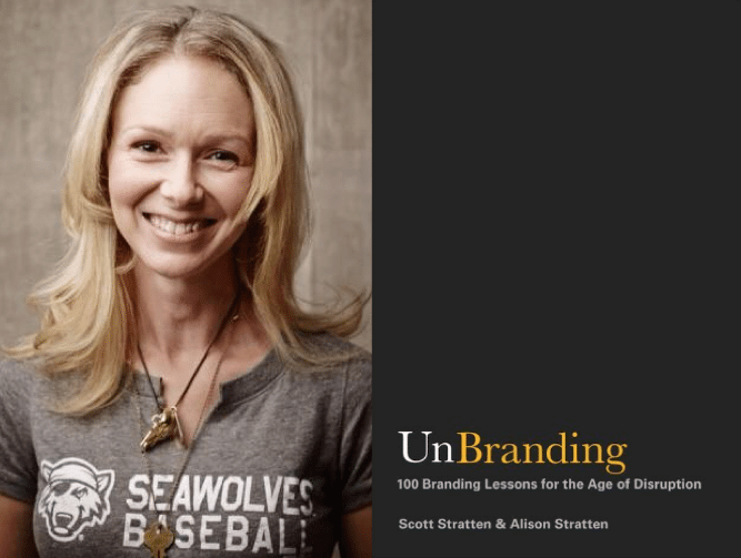 """Weekend Reading: """"UnBranding"""" by Alison and Scott Stratten"""