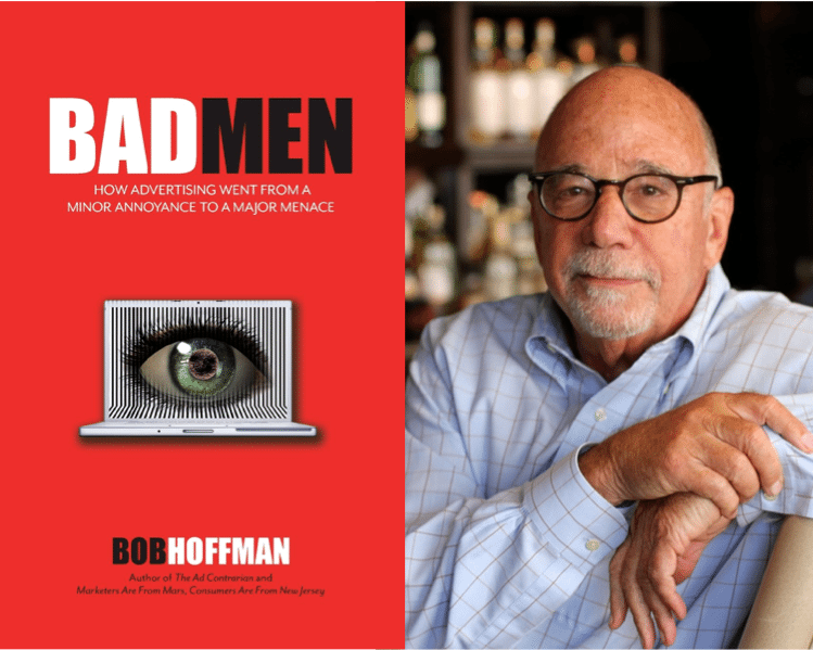 "Weekend Reading: ""BadMen"" by Bob Hoffman"