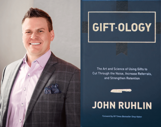 "Weekend Reading: ""Giftology"" by John Ruhlin"