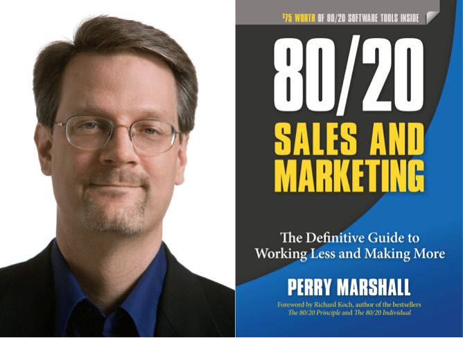 "Weekend Reading: ""80/20 Sales and Marketing"" by Perry Marshall"