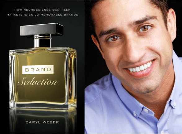 "Weekend Reading: ""Brand Seduction"" by Daryl Weber"