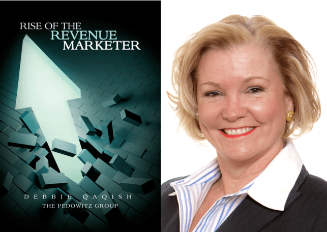 "Weekend Reading: ""Rise of the Revenue Marketer"" by Debbie Qaqish"