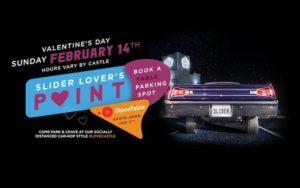 White Castle Valentine's Day Invitation