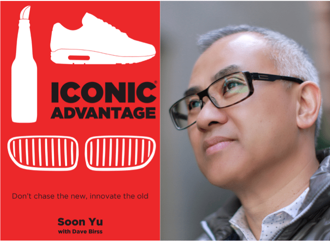 "Weekend Reading: ""Iconic Advantage"" By Soon Yu"