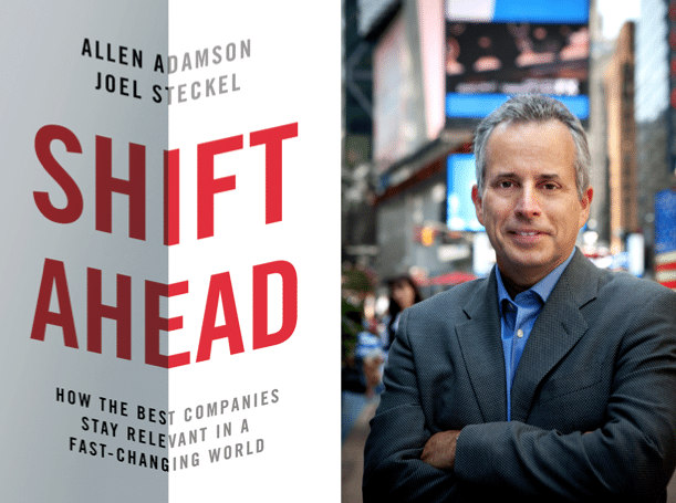 "Weekend Reading: ""Shift Ahead"" By Allen Adamson"