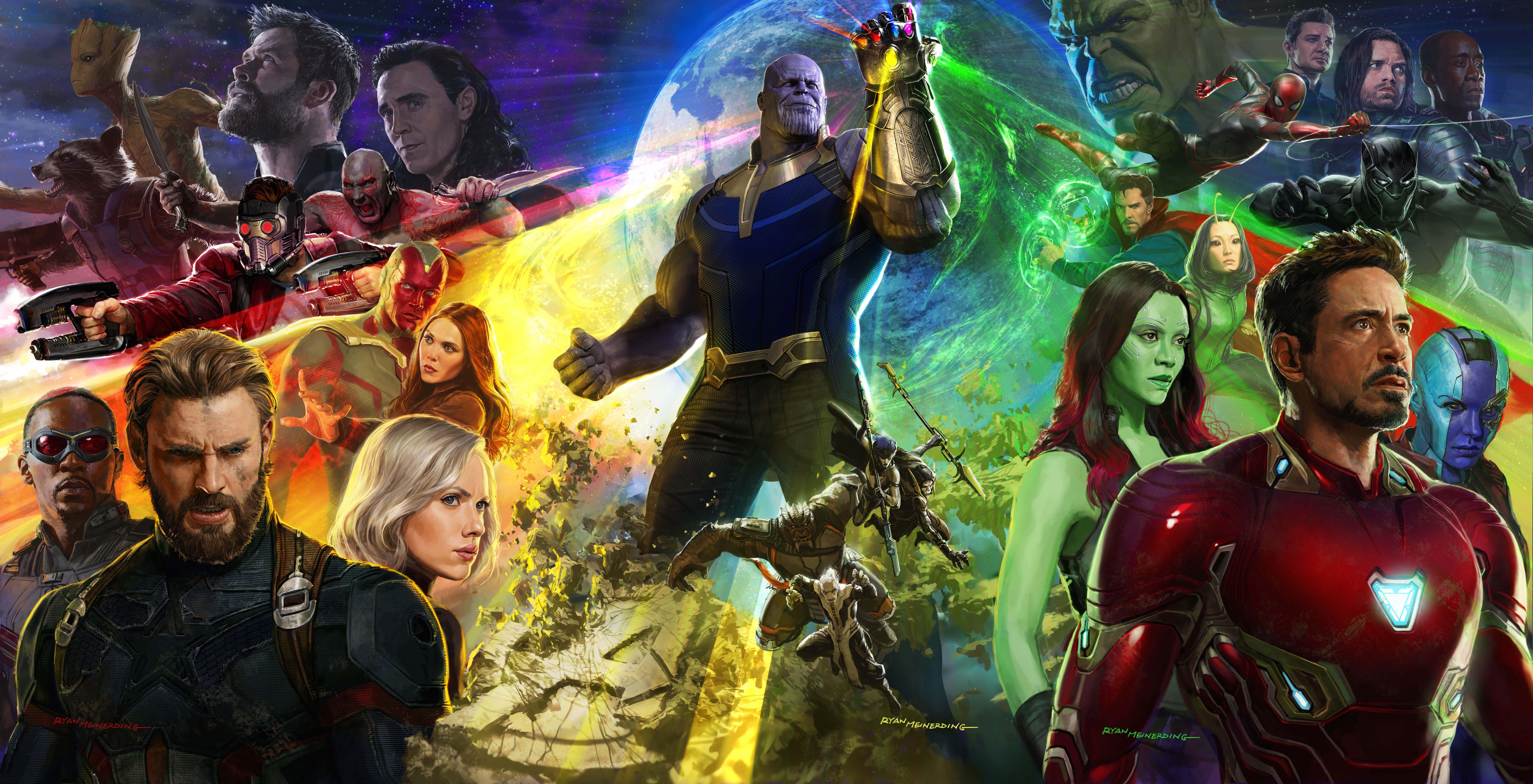 "avengers: infinity war"" and the secret weapon behind most content"