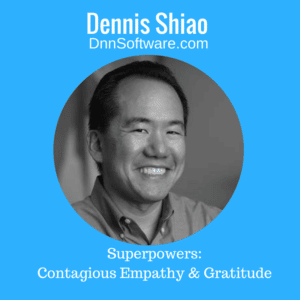 Dennis Shiao, Director of Content Marketing, DNN Corp