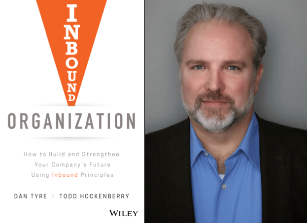 "Weekend Reading: ""Inbound Organization"" by Todd Hockenberry"