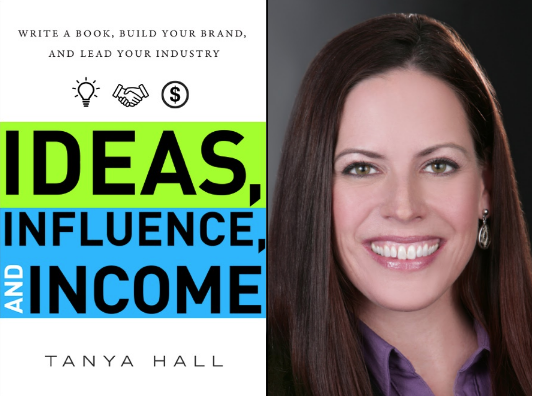 "Weekend Reading: ""Ideas, Influence, and Income"" by Tanya Hall"