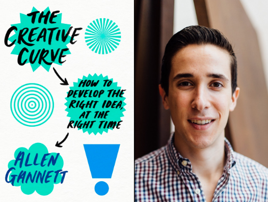 "Weekend Reading: ""The Creative Curve"" by Allen Gannett"