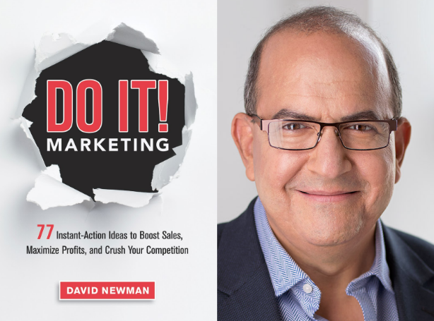 "Weekend Reading: ""Do It! Marketing"" by David Newman"